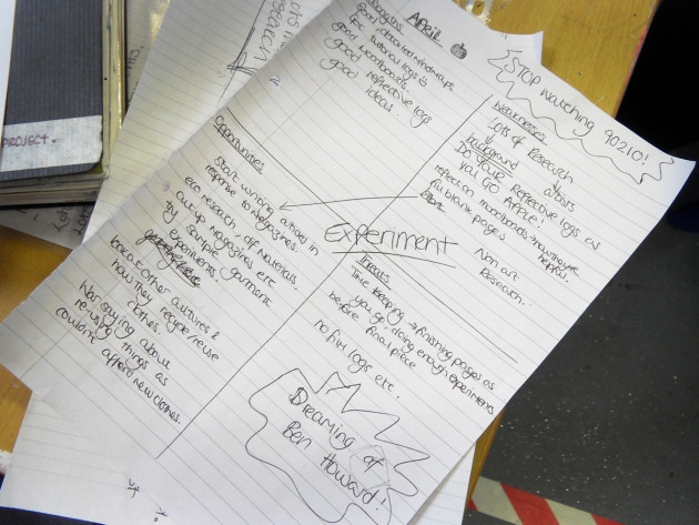 SWOT analysis in art, design and media - Image 3