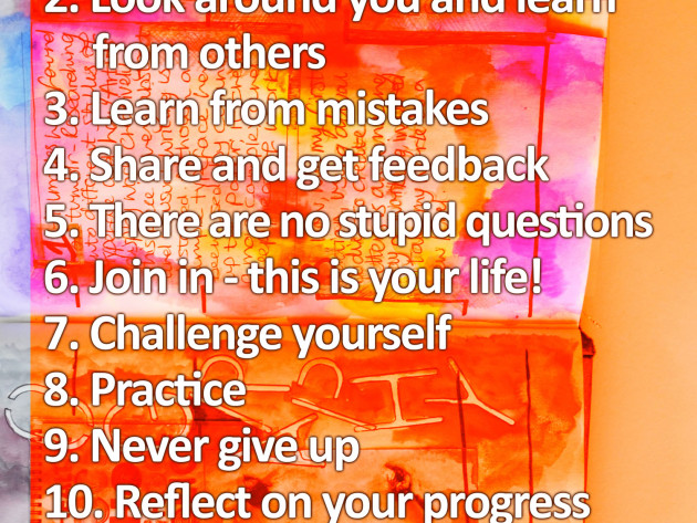 Studio posters for improving success - Image 4