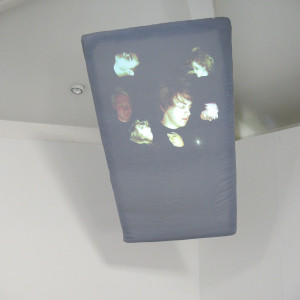 Creative screen and projection work
