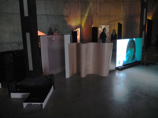 the screen in art and design