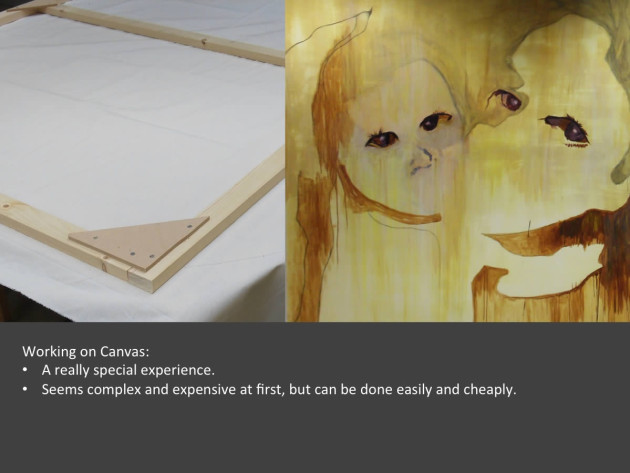 Canvas Stretching Made Simple