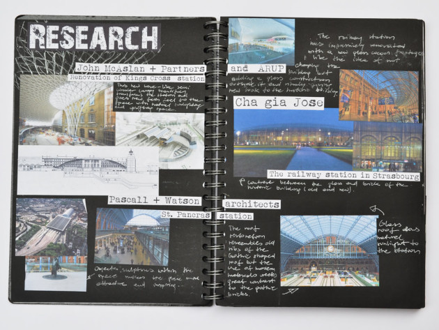 Student architecture project case study - Image 2