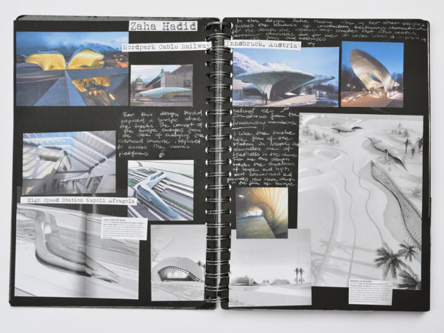 Student architecture project case study - Image 3