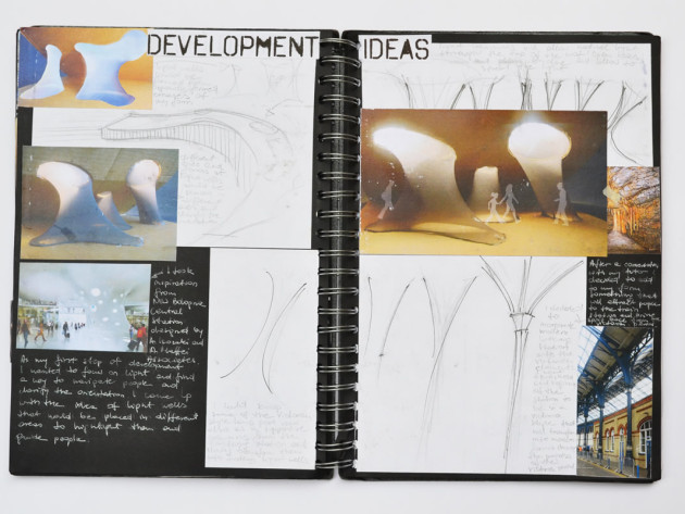 Student architecture project case study - Image 15