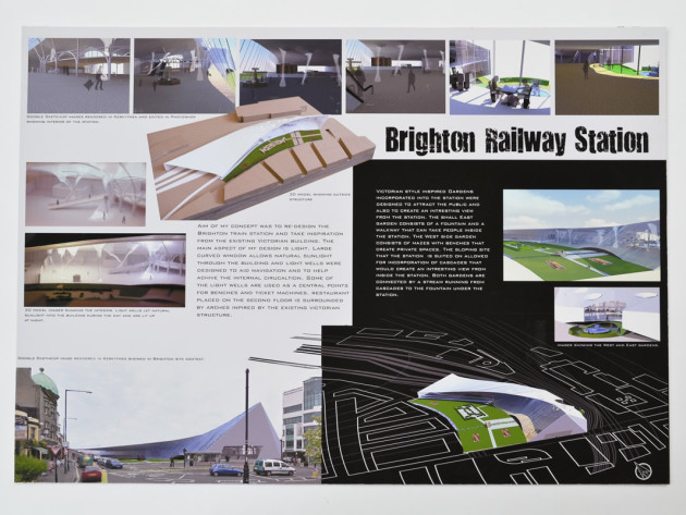 Student architecture project case study - Image 26