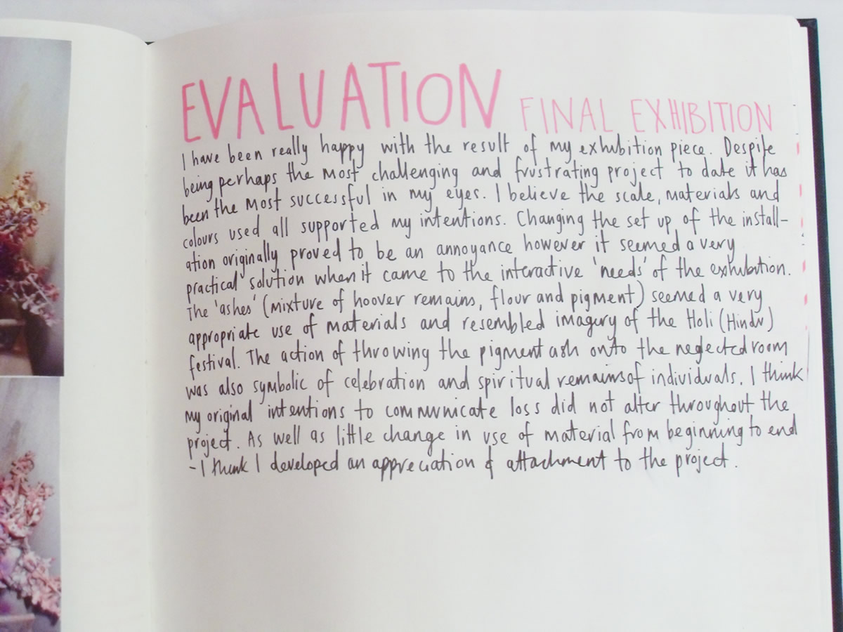 Evaluation in Art and Design Education