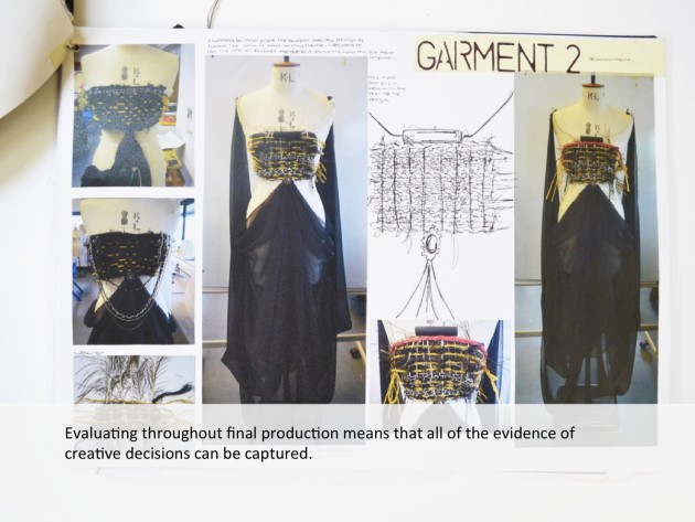 structured fashion project