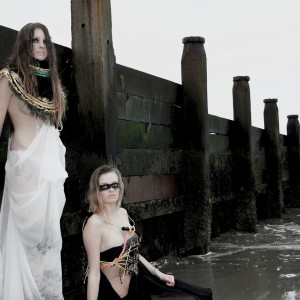 Fashion project inspired by the search for water