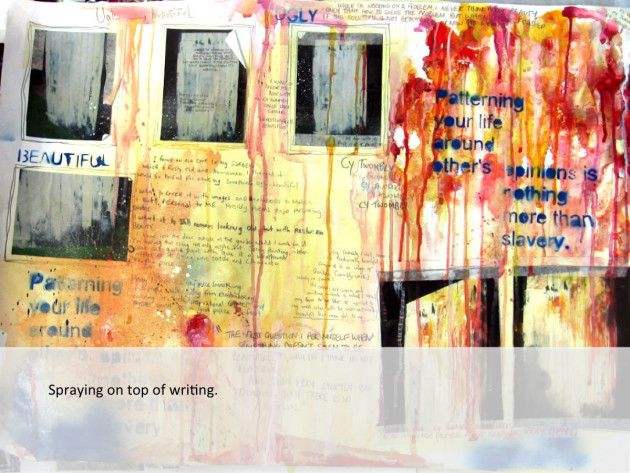 Writing creatively in sketchbooks - Image 17
